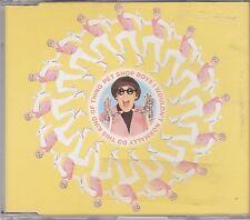 Pet Shop Boys-I Wouldnt Normally cd maxi single