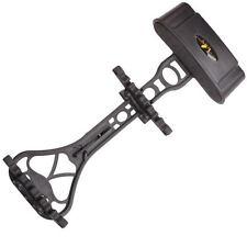 Detachable 6 Arrow Web Quiver Holder Arrow Bow Archery Hunting Practice Tool