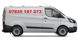 Man and Van Delivery & Collection Service. Rossendale Bacup Bury Manchester