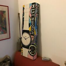 Maxi Swatch  1990 in Box