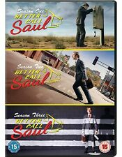 Better Call Saul: Complete Seasons One, Two and Three (Box Set) [DVD]
