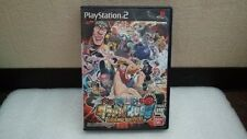Used PS2 ONE PIECE GRAND BATTLE RUSH Video Game from Japan
