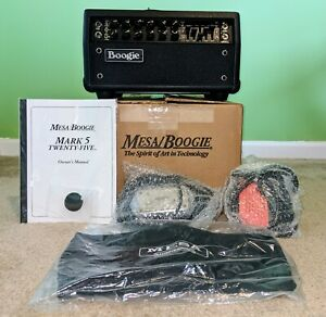 MESA Boogie MARK V 25 Amp Head. New/Open. MINT! Only played twice. READ AD!