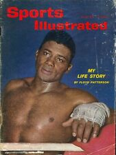 SPORTS ILLUSTRATED MAY 28 1962 FLOYD PATTERSON HEAVYWEIGHT BOXING CHAMPION