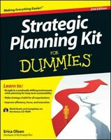 Strategic Planning Kit for Dummies, Paperback by Olsen, Erica, Brand New, Fre...