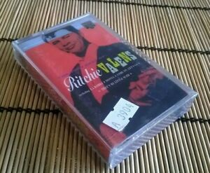 RITCHIE VALENS- THE VERY BEST OF (GREATEST HITS) CASSETTE TAPE NEW & SEALED RARE