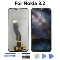 Écran tactile LCD pour Nokia 3.2 Digitizer Assembly Replacement Black Noir AR2FR