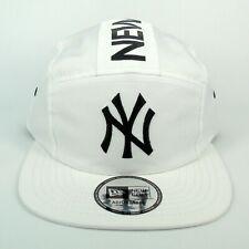 New Era Cap Men's MLB NY Yankees Team Tonal Camper 5 Panel Adjustable Hat