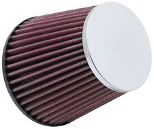 "RC-9770 K&N Universal Chrome Air Filter 3-5/16""FLG, 4-3/4""B, 3-1/2""T, 4-3/8""H (K"