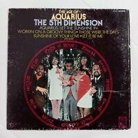 The 5th Dimension - The Age of Aquarius LP - Soul City SCS-92005