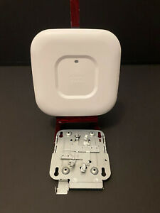 CISCO AIR-CAP2702I-A-K9 2700 802.11ac WIRELESS ACCESS POINT W/ MOUNTING HARDWARE