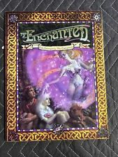 Changeling: The Dreaming Ser.: Enchanted by Steve Kenson (1997, Trade Paperback)