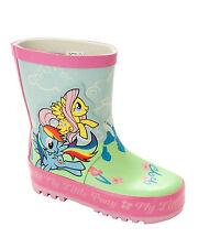 GIRLS MY LITTLE PONY WELLIES WELLINGTON RAIN SNOW WELLY BOOTS UK SIZE 6-12