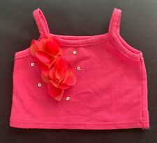 Build-A-Bear Pink Top **EXCELLENT CONDITION**