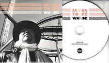 SAMBA TOURE Wande 2018 UK 9-trk promo CD