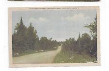 CANADA North Bay Ontario antique db post card Ferguson Highway