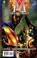 MULTIVERSITY COMPLETE SERIES AND GUIDEBOOK NM