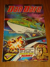 DAN DARE BRITISH FLEETWAY ANNUAL 1980 <