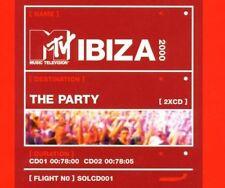 MTV Ibiza 2000-The Party Black Legend, Lonyo, Differentgear vs. The Pol.. [2 CD]