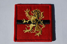 British Army - Scottish Command Colour Sew On Patch -  No234