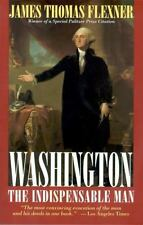Washington-The Indispensable Man by James Thomas Flexner (1994, Paperback) HH347
