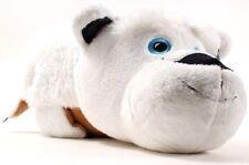 Flip Pets Champ the Polar Bear & Bingo the Monkey Toy Plush Pillow As Seen on TV