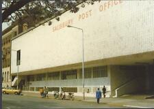 RHODESIA, EARLY PHOTOGRAHS, COPIES, SALISBURY POST OFFICE 1970s