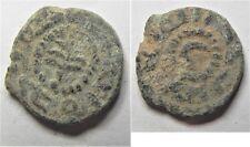 Zurqieh -aa3203- Islamic. Ummayed Ae Fils. As Found. Al Ramlah Mint