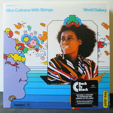 ALICE COLTRANE 'World Galaxy' Gatefold 180g Vinyl LP + Download NEW & SEALED