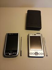 Lot of 2 Dell Axim Pocket Pc X30 X50v Untested Both Stylus one case