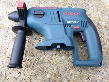Bosch GBH 24 V 24V Cordless SDS hammer Drill, bare unit + handle