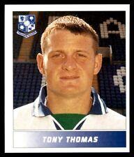 Panini Football League 96 - Tony Thomas Tranmere Rovers No. 289