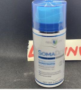New U Life Maximum Soma Derm Homeopathic Somatropin Transdermal Gel 3.4 Oz