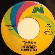 STRAWBERRY ALARM CLOCK Tomorrow 1967 UNI PSYCH 45