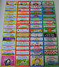 LOT 60 Books Leveled Easy Childrens Readers Phonics Preschool Kindergarten Kids