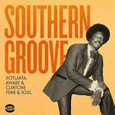 SOUTHERN GROOVE Hotlanta, Aware & Clintone Soul & Funk NEW & SEALED CD (BGP)
