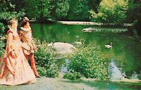 Postcard Lithia Park Ashland Oregon