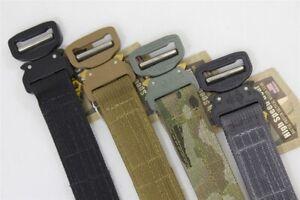 HSGI 31CFV-1.5 Inch Rigger/Duty Belt (Loop Lined)-MC-CB-OD-BK-ALL Sizes!
