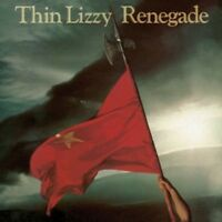 THIN LIZZY - RENEGADE (EXPANDED EDITION)  CD  14 TRACKS  ROCK & POP  NEU