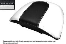 Blanco & Negro Custom encaja Harley Davidson Vrod Night Rod Special trasera cubierta de asiento