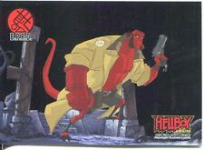 Hellboy Animated Box Loader Chase Card BL1