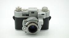 KODAK 35 Rangefinder 35mm Film Camera + Kodak Anastar f3.5 50mm  K10