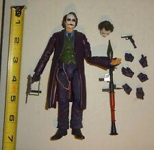 """medicom mafex dark knight joker 6"""" loose"""