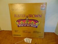 Buster & Brown Get Down With King Of The Blues Vinyl LP