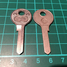 VW Käfer (Brezelkäfer) T 1 Bully, Tür-Schlüsselrohling  Börkey Profil 307 (Huf)