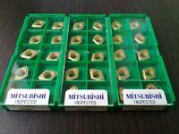 MITSUBISHI GPMT 11T308-U1 UE6020 10 PCS ORIGINAL CARBIDE INSERTS FREE SHIPPING