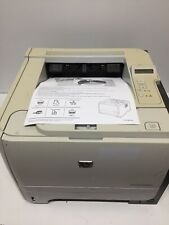 HP LaserJet P2055D Workgroup Laser Printer *Tested