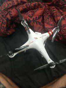 DJI Phantom Standard Quadcopter  Drone - White ( no camera , no battery )