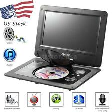 "GKNUO GKN-101 Portable 10.1"" DVD Player Swivel Screen F/Gamepad TV DVD MP3"