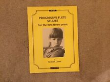 Progressive Flute Studies for the First Three Years by Graham Lyons